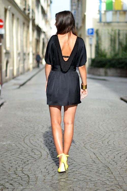 robe sessun - chaussure kathryn amberleigh