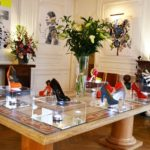 shoes party paris montaigne