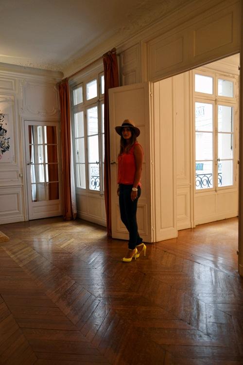 shoes party paris montaigne