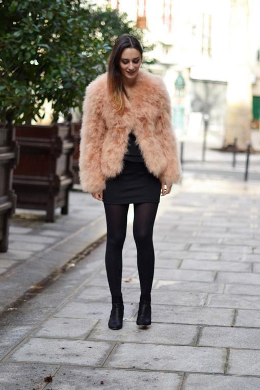 veste la redoute - robe forever 21
