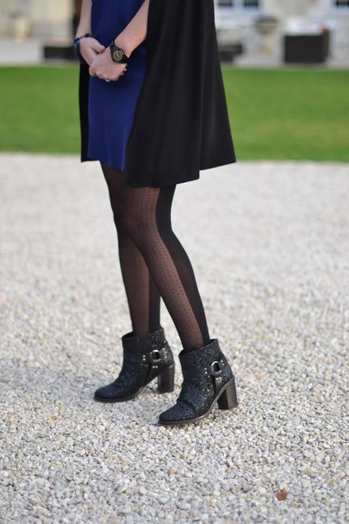 robe maje - chaussure american retro