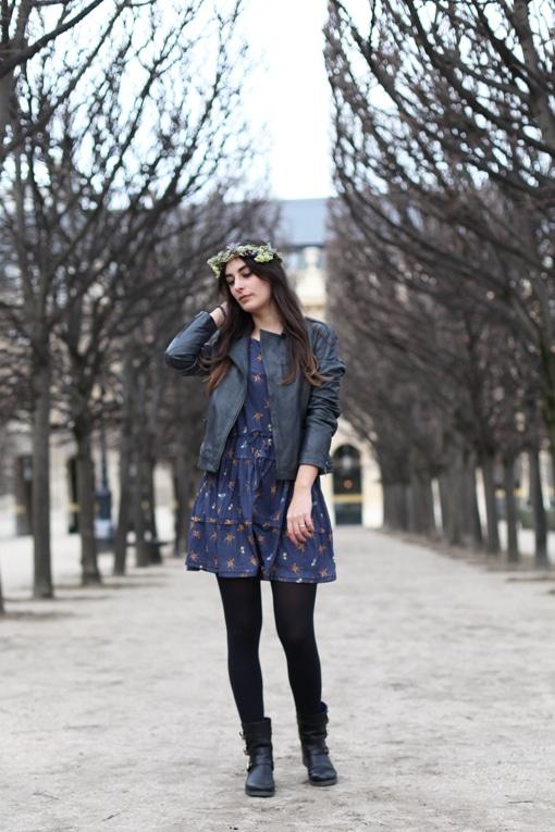 robe paul and joe - blog mode