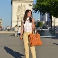 blog mode - la halle - sac chloe