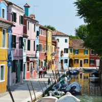 Burano – Colorful island