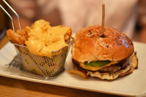 mamie burger - hamburger paris