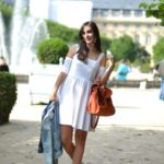 robe Simone & Louise - Ballerines Marc Jacobs - Blog mode