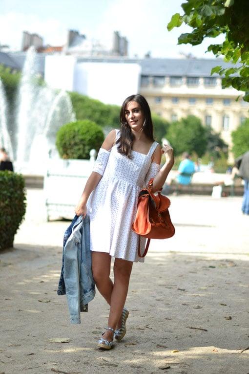 robe Simone & Louise - Ballerines Marc Jacobs - Blog mode