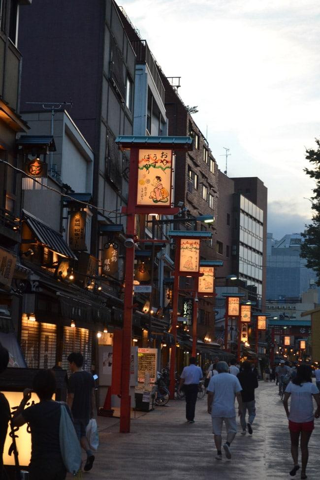 blog voyage japon tokyo