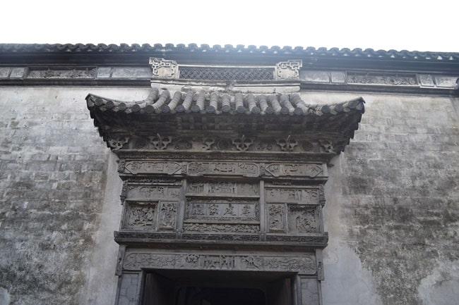 blog voyage quibao ville eau chine