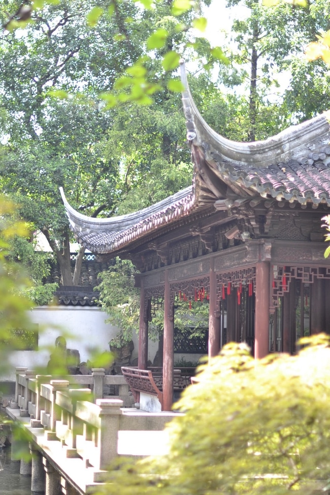 blog voyage shanghai yuyuen garden