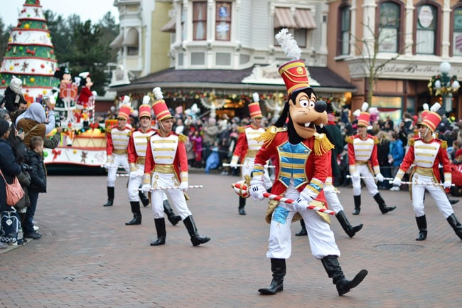 noel disneyland paris