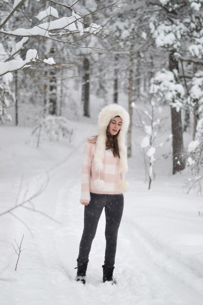 blog mode - finlande - rovaniemi - laponie