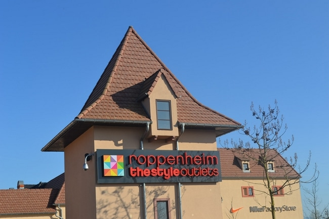 roppenheim the style outlets alsace