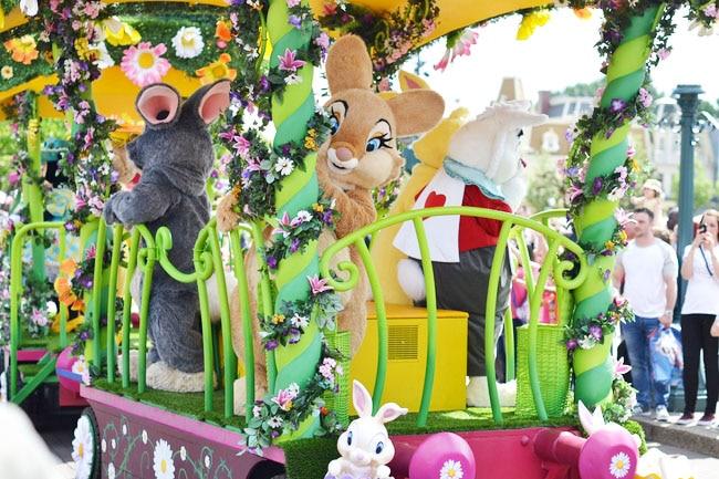 disneyland paris printemps
