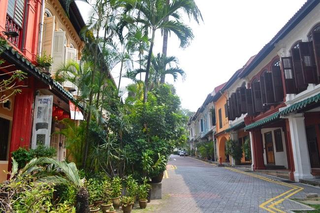 blog voyage singapour