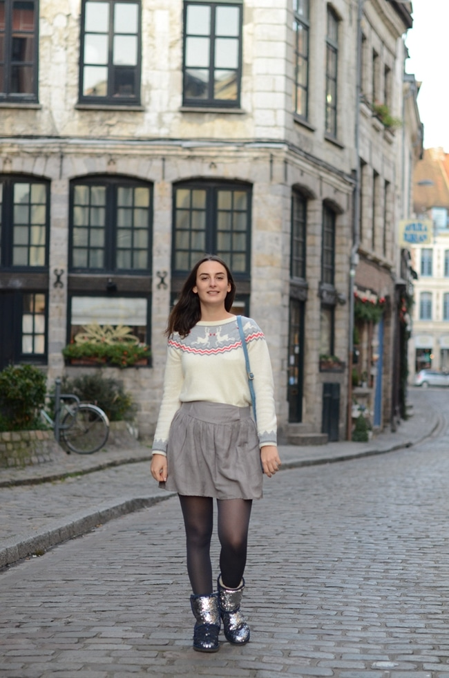 weekend lille - pull boden