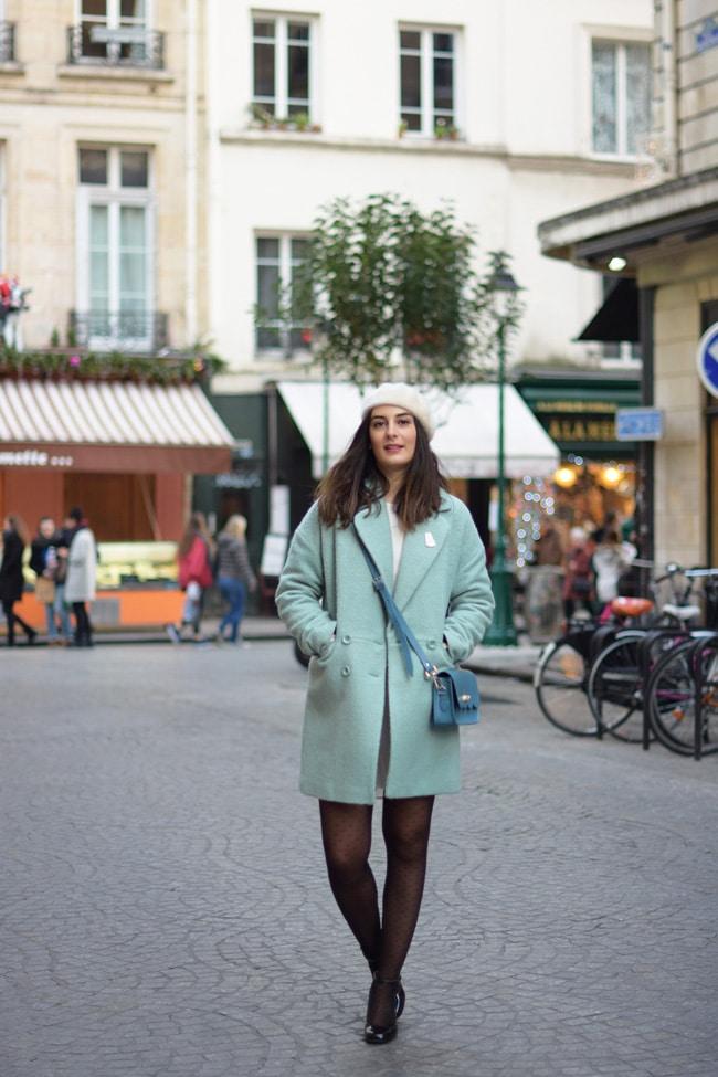 Parisienne pastel