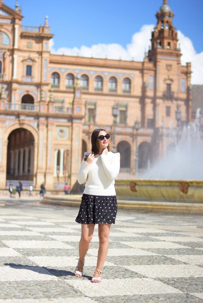 Séville – Plaza de España