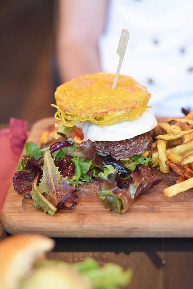 bboz burger paris