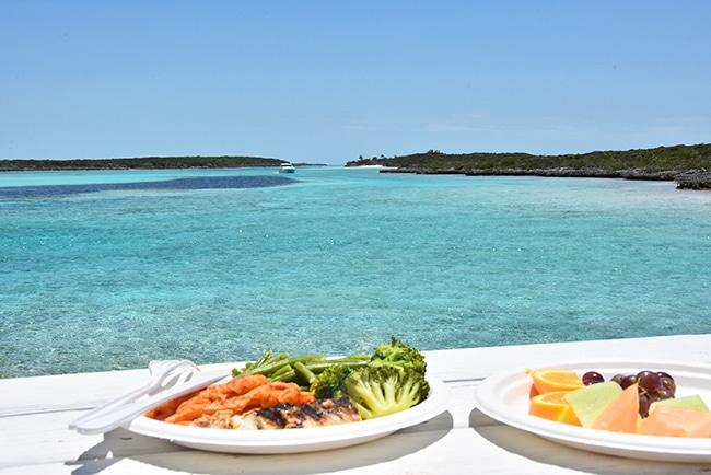 voyage exumas bahamas