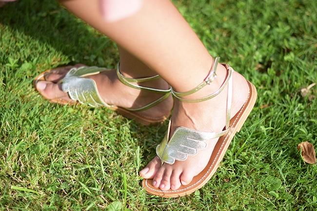 robe claudie pierrot - sandales kjacques