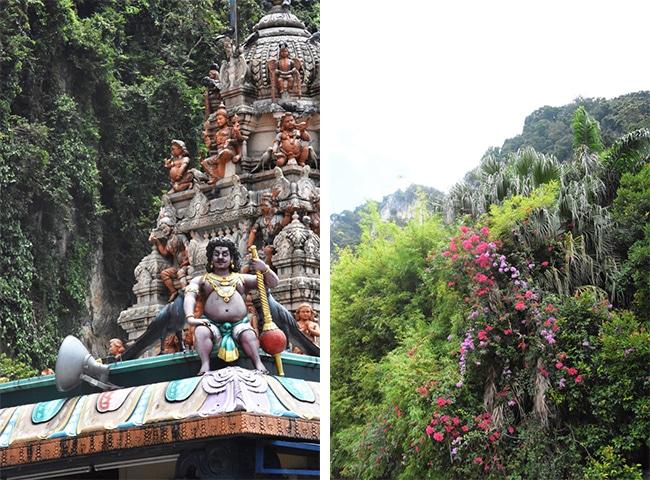 blog voyage kuala lumpur - batu caves