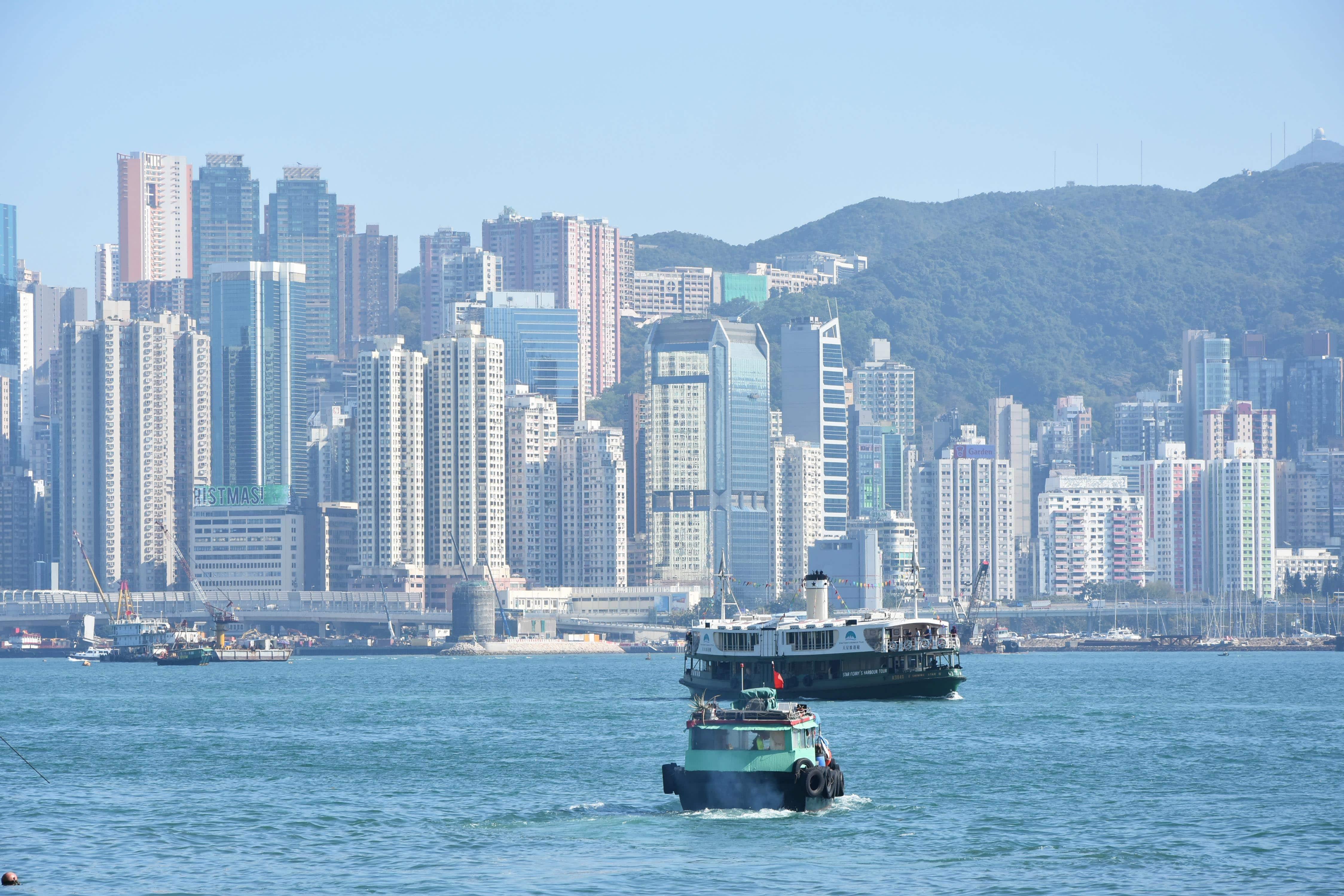 voyage hong kong