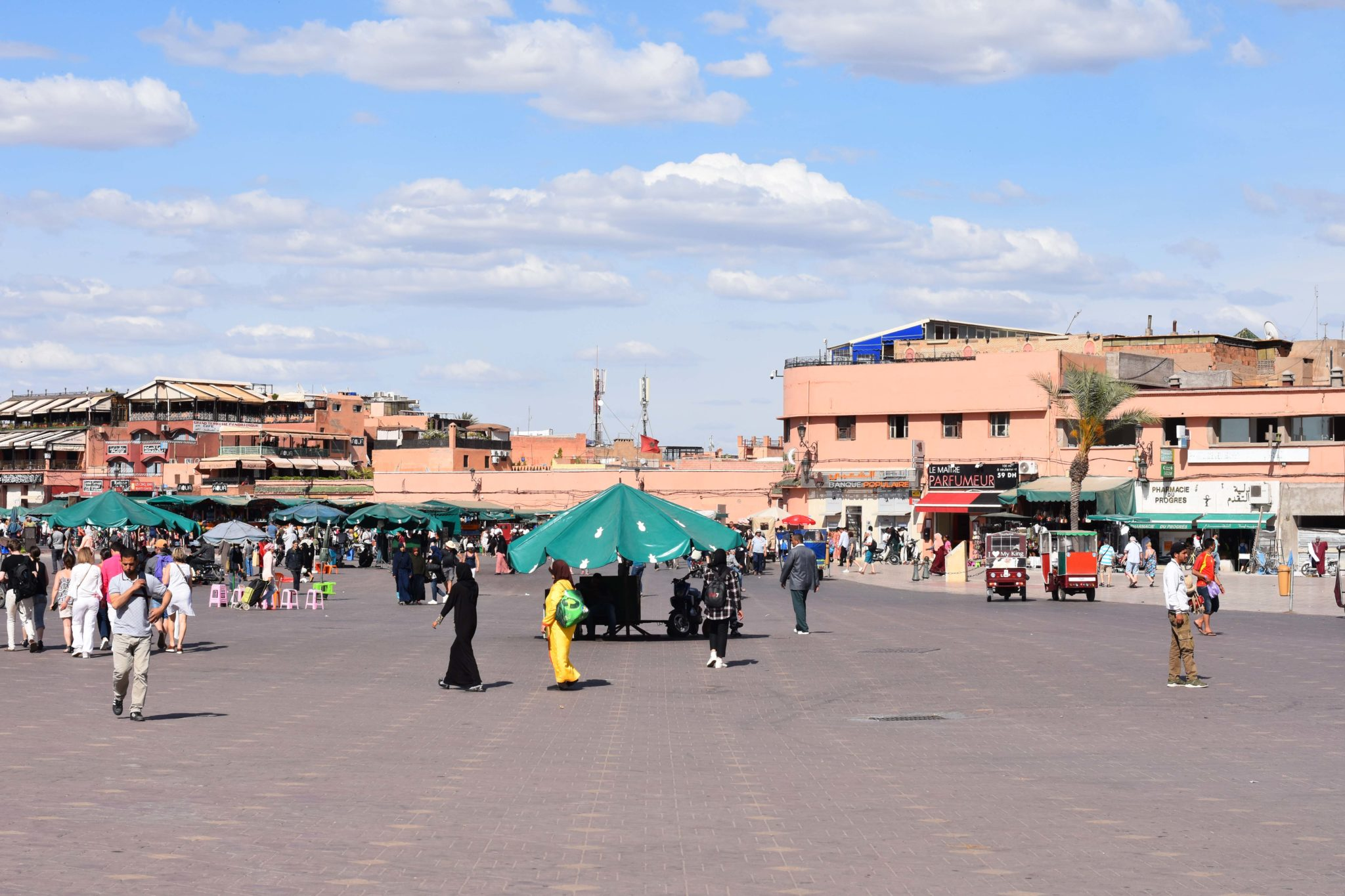 weekend marrakech
