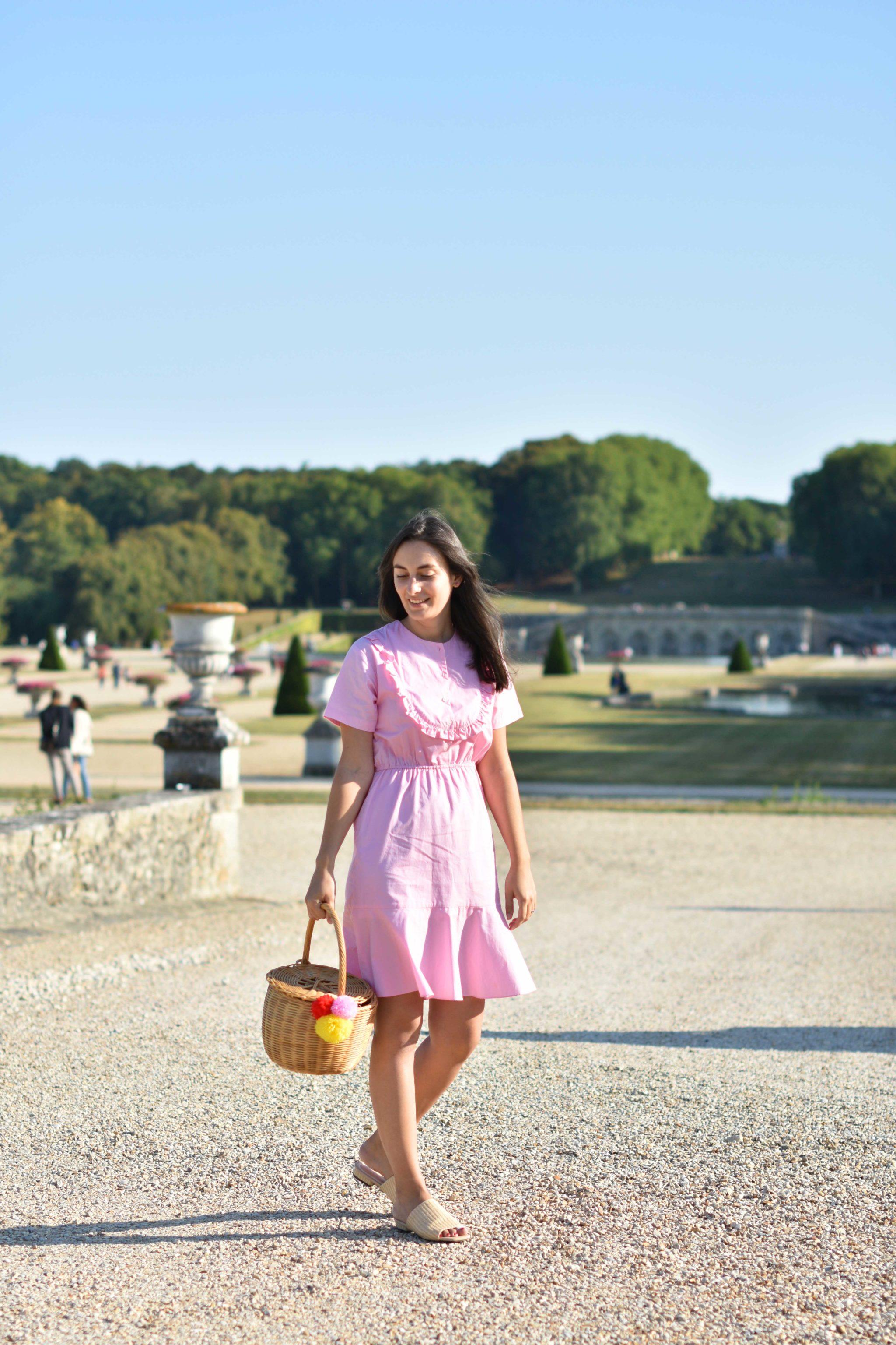 Ma journée au château de Vaux-le-Vicomte