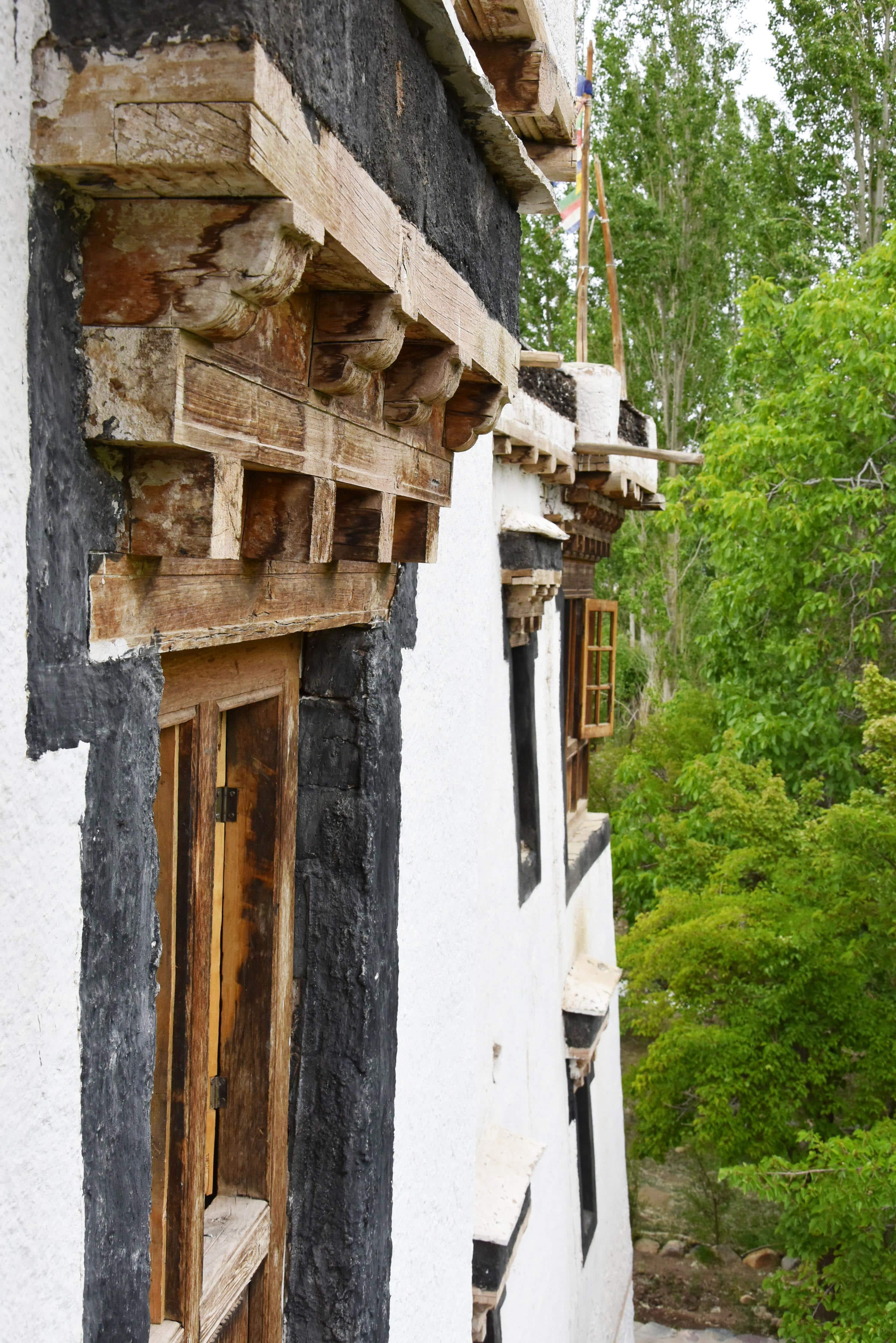 trek ladakh - nimmu house