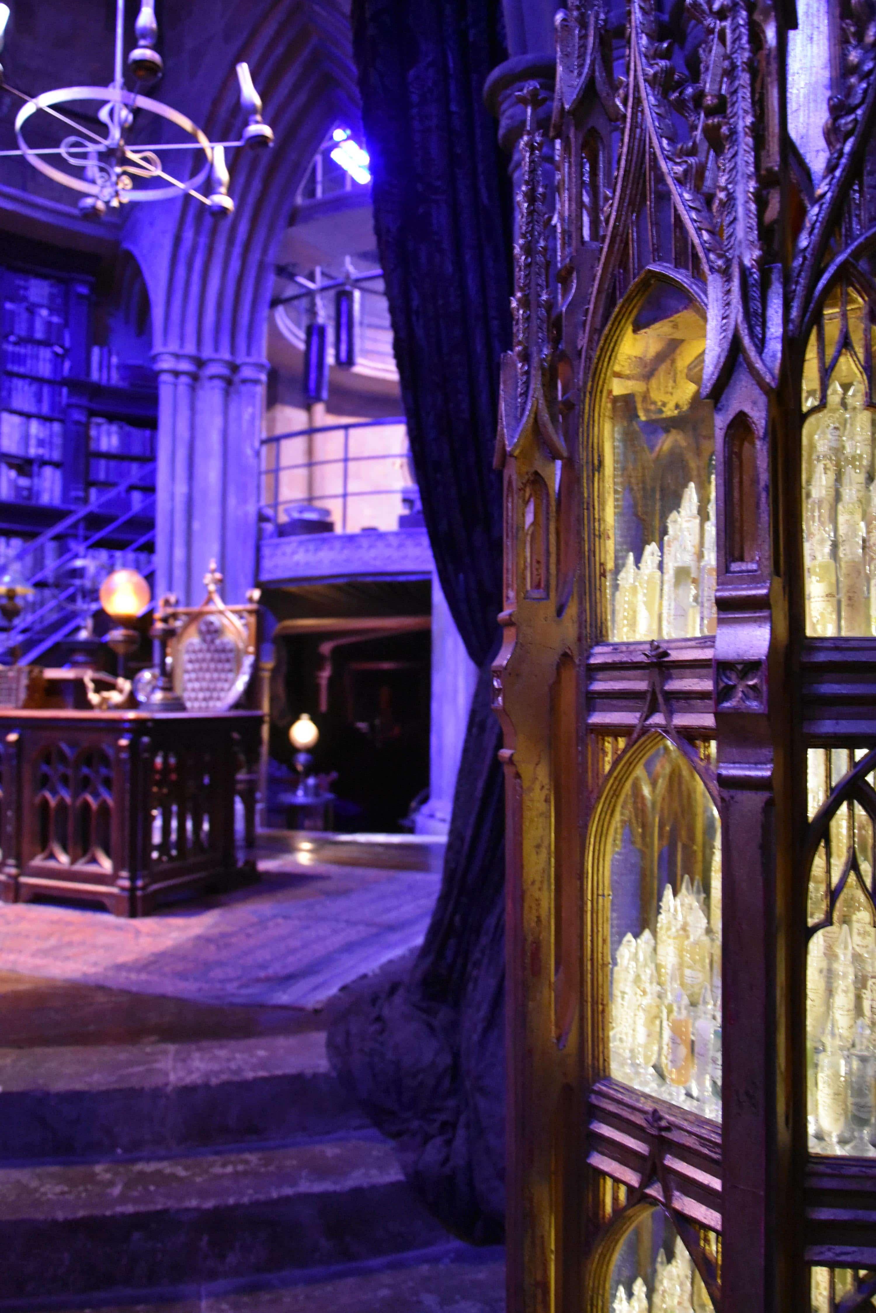 making of harry potter – studio tour london