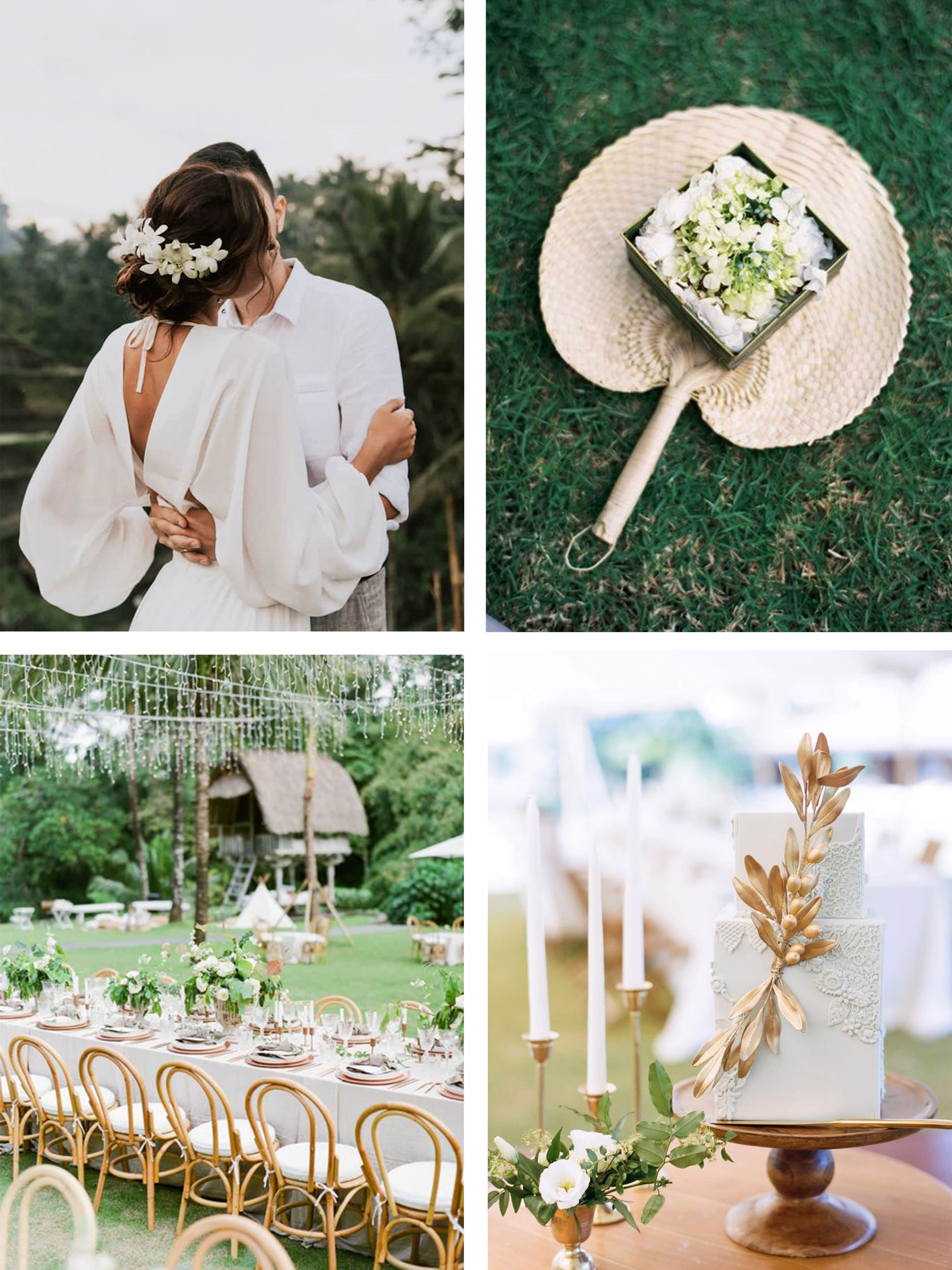 inspiration mariage tropical